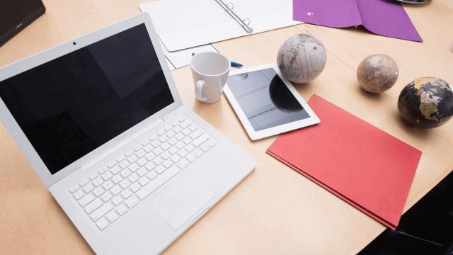 画面表示を選べる デスクトップモードとタブレットモード