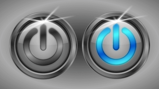Windows 10の電源オン/オフと再起動